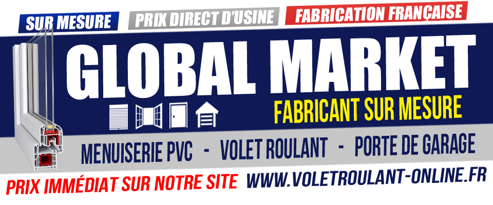 Porte de garage enroulable motoris e ebay for Global market porte de garage