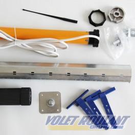 Axe motorisé 30Nm kit complet sur mesure