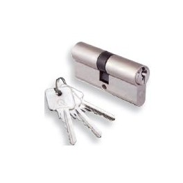 Cylindre de serrure varié 45+45 mm