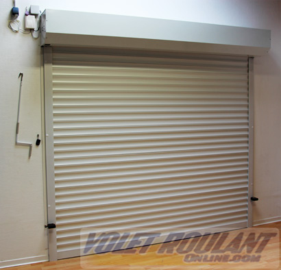 Porte de garage sur mesure sectionnelle ou enroulable for Porte de garage enroulable hormann prix