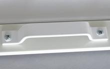 volet roulant tirage direct pour porte sur mesure en alu. Black Bedroom Furniture Sets. Home Design Ideas